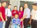 Xây nhà Nhân ái cho 2 chị em mồ côi Mộng Cầm, Mộng Nguyên