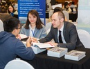 Dịch vụ chứng minh tài chính du học và định cư miễn phí tại Triển lãm Du học 50 trường Thế giới