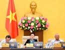 Quốc hội lấy phiếu tín nhiệm các chức danh vào đầu tháng 11