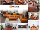 Công ty Minh Long Sang Trọng: DN tiên phong hàng đầu trong sản xuất nội thất gỗ tự nhiên nguyên khối