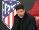 Simeone khẳng định đẳng cấp của Atletico ngang hàng Real Madrid