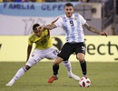 Vắng nhiều ngôi sao, Argentina cầm chân Colombia