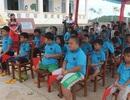 Lễ khai giảng muộn của 35 học sinh đặc biệt