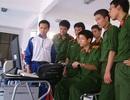 9 trường đại học quân đội xét tuyển bổ sung hệ quân sự
