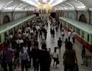 Nhịp sống hối hả trên tàu điện ngầm hiện đại của Triều Tiên