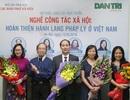 """Giao lưu trực tuyến """"Nghề Công tác xã hội: Hoàn thiện hành lang pháp lý tại Việt Nam"""""""