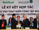"""NutiFood bắt tay với tỷ phú thế giới, đưa sữa organic thương hiệu Việt """"phủ sóng"""" Châu Âu"""
