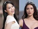Hoa hậu Hoàn vũ Riyo Mori lần đầu tiên đứng trên sân khấu múa cùng Linh Nga