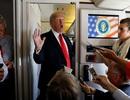 Phóng viên kể chuyện tháp tùng Tổng thống Trump trên chuyên cơ Không Lực Một