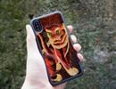 Ngắm ốp lưng sơn mài độc đáo dành riêng cho iPhone