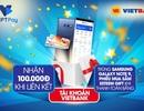 """""""Mưa quà tặng"""" từ Vietbank -VNPT Pay"""