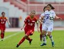 Khởi tranh lượt về giải bóng đá nữ vô địch quốc gia 2018