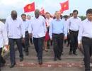 Đoàn lãnh đạo cấp cao của Đảng, Chính phủ Cuba thăm các di tích lịch sử tại Quảng Trị