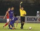 """Trọng tài Trần Văn Lập bị """"treo còi"""" đến hết V-League 2018"""