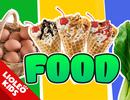 Tiếng Anh trẻ em: Luyện từ vựng với 5 loại đồ ăn ngon tuyệt