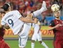 Ibrahimovic lập siêu phẩm kiểu karate, ghi bàn thứ 500 trong sự nghiệp