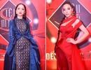 Kỳ Duyên, Hương Giang gây tranh cãi vì trang phục thảm đỏ