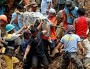 Cứu hộ Philippines cào đất tìm 40 thi thể bị chôn vùi sau siêu bão