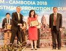 BenThanh Tourist đạt giải Top 10 Doanh nghiệp tiêu biểu Asia