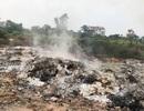 """Vụ phi tang rác thải nguy hại, dùng """"đầu gấu"""" doạ dân: Công an đã điều tra được gì?"""