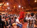 Náo nức đêm hội trung thu rước lân rồng của SV Việt tại Adelaide