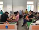 Quảng Ngãi: Bùng phát bệnh tay chân miệng ở trẻ em