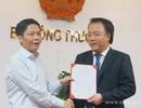 Chánh Văn phòng Bộ Công Thương được bổ nhiệm làm Tổng cục trưởng Tổng cục Quản lý thị trường