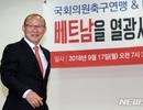 """HLV Park Hang Seo: """"Ở Việt Nam, nhiều tài xế taxi không nhận tiền của tôi"""""""