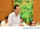 Bộ trưởng Đào Ngọc Dung: Vẫn còn tình trạng trục lợi chính sách giảm nghèo
