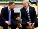 """Tổng thống Ba Lan đề xuất chi 2 tỷ USD để Mỹ lập căn cứ """"Fort Trump"""""""
