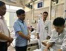 Vì sao Phó Chủ tịch Hà Nội đến thăm nạn nhân sốc ma túy trong đêm nhạc hội?