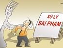Một hình thức phạt mà như… động viên, khuyến khích!