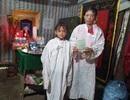 Một bạn đọc ủng hộ 50 triệu đồng giúp góa phụ nghèo cùng 3 đứa con thơ