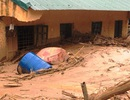 Những hình ảnh đầu tiên về mưa lũ kinh hoàng tại Mường Lát