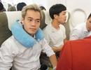 Tiếp viên hàng không tiết lộ về Olympic Việt Nam trên chuyến bay đặc biệt về nước