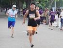 Sôi động giải bán marathon lần đầu tổ chức tại Huế