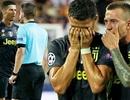 C.Ronaldo nhận thẻ đỏ: Sai một ly, đi một dặm
