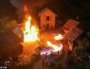Malaysia: Hỏa hoạn lớn xảy ra trên phim trường khiến 31 diễn viên bị bỏng