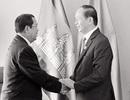 Thủ tướng Campuchia nhớ kỷ niệm 5 lần được Chủ tịch nước Trần Đại Quang cắt tóc