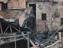 """Vụ cháy gần bệnh viện nhi: Do chập điện từ nhà ông Hiệp """"khùng"""""""