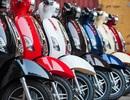 Xe máy mới lượn phố: Điều khiển từ xa, biết thông báo khi chủ bị tai nạn