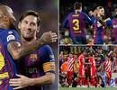 Messi ghi bàn, Barcelona vẫn đứt mạch toàn thắng tại La Liga