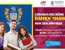 Cơn mưa học bổng từ Massey top 3 đại học New Zealand