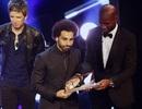 C.Ronaldo hụt giải Bàn thắng đẹp nhất vào tay Mohamed Salah
