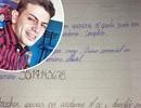 """Chàng trai không có tiền in hồ sơ xin việc """"đổi vận"""" nhờ chữ viết tay"""