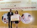 Phú Hưng Life tài trợ chăm sóc sức khỏe miễn phí cho 300 bà con nghèo tại TP. Pleiku