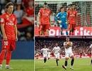 Sevilla 3-0 Real Madrid: Cú sốc tại Sanchez Pizjuan