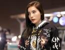 Hoa hậu Kỳ Duyên kín đáo vẫn nổi bật trước giờ tham dự Paris Fashion Week