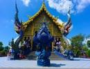 Mê mẩn trước ngôi đền xanh biếc, trăm năm tuổi