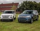 Ford ra hai phiên bản đặc biệt cho Explorer